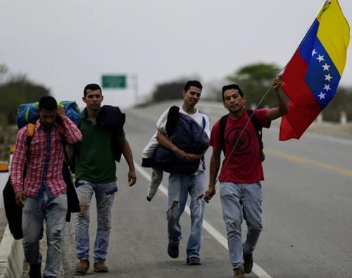 La migración venezolana: La efeméride del siglo XXI